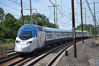 Avelia Liberty High-speed train from Alstom for North America