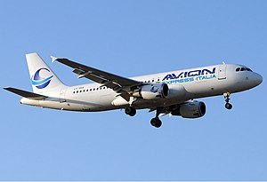 Avion Express - Avion Express Airbus A320-200
