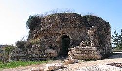המגדל המזרחי של מצודת המישור