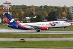 Azur Air, VP-BYB, Boeing 737-89L (36970163584).jpg