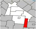 Béthanie Quebec location diagram.PNG