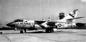 42d Electronic Combat Squadron - Image: B 66 chevelston
