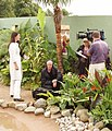 BBC filming at Hampton Court Flower Show - geograph.org.uk - 1396180.jpg