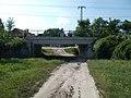 BHÉV railway bridge, 2019 Szigetszentmiklós.jpg