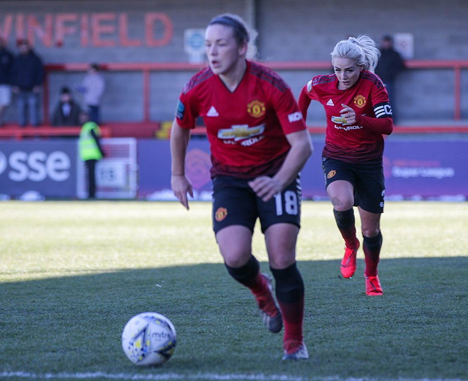 BHA Women 0 Man Utd Women 2 WFAC 4th rd 03 02 2019-811 (33110659868).jpg