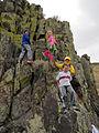 BLM Idaho and Volunteers Maintain Wilderness on NPLD 2014 (15290912398).jpg