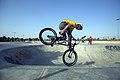 BMX Rider In Iran- Qom city- Alavi Park 17.jpg