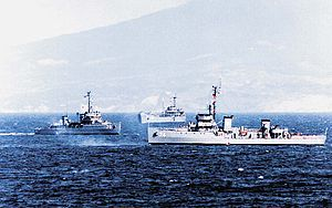 BRP Rizal and Quezon