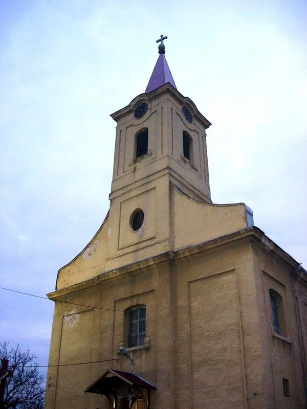 Bački Breg, Catholic Church