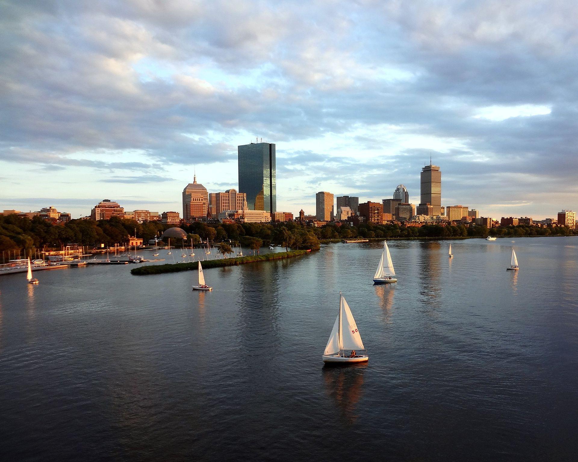 Hotels In Boston >> Back Bay, Boston - Wikipedia