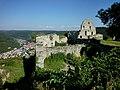 Bad Urach - Hohenurach, Burg ab 1220, Abbruch 1765.jpg