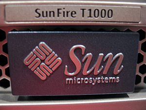 UltraSPARC T1 - Sun Fire T1000 server