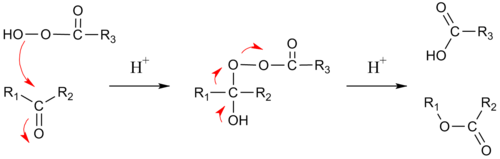 Baeyer Villiger Oxidation Mechanism Pdf Baeyer-villiger Oxidation