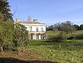 Bagborough House from the church path - geograph.org.uk - 109144.jpg