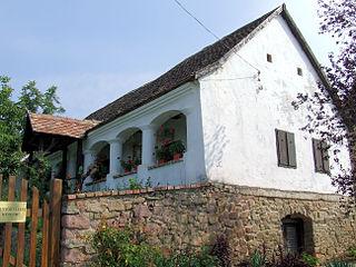 Bakonya Village in Baranya, Hungary
