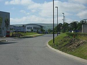 Baldonnel, Dublin - Baldonnel Industrial estate