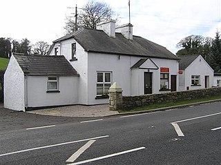 Ballycassidy village in United Kingdom