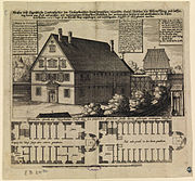 Bamberger Malefizhaus 1627 Staatsbiblithek Bamberg