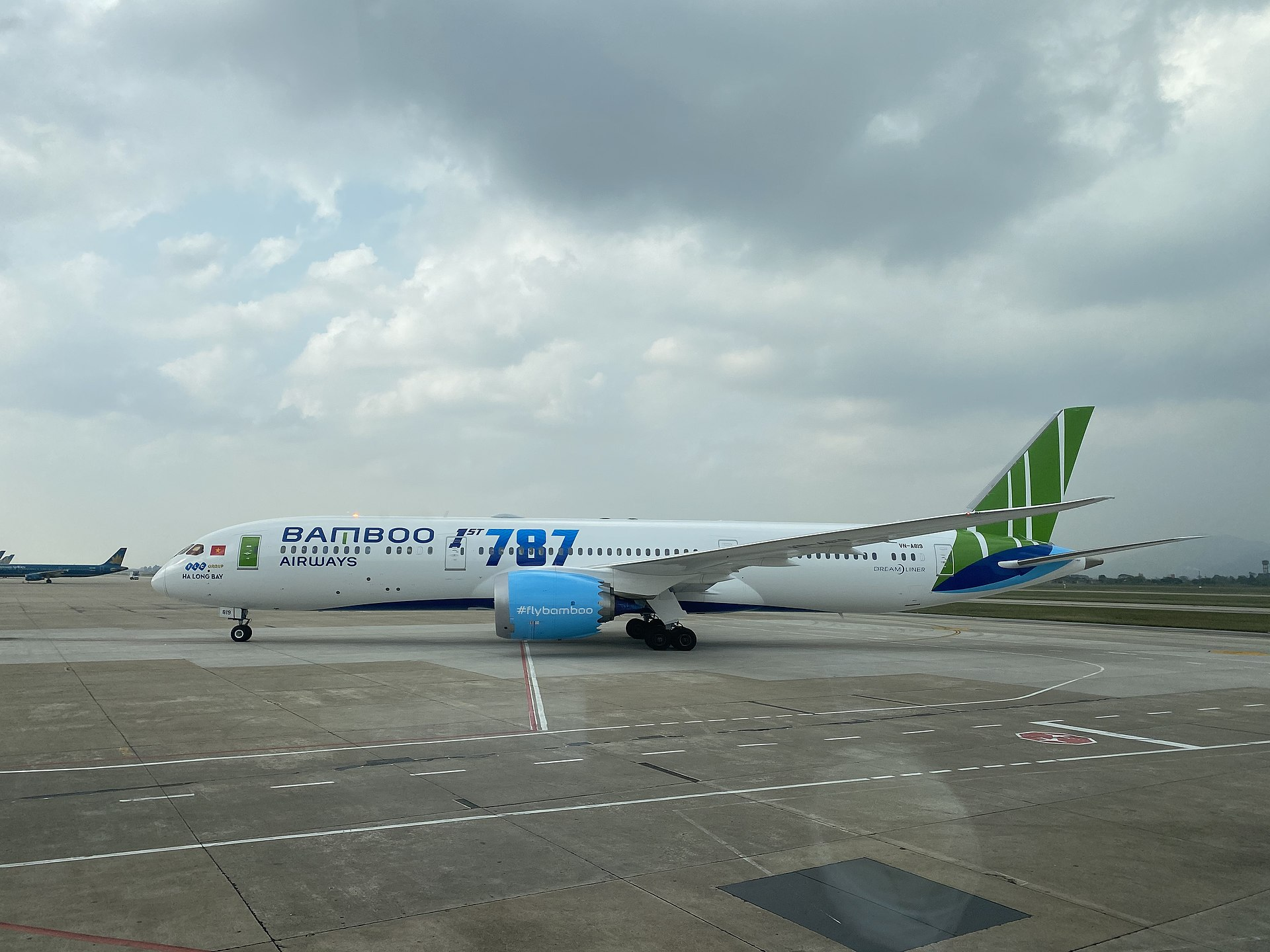Airlines that made profit in 2020 — Bamboo Airways