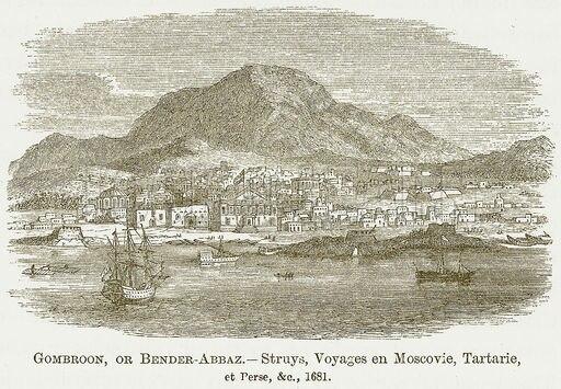 Bandar Abbas 1862