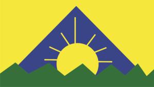 Bananeiras - Image: Bandeirabananeiras