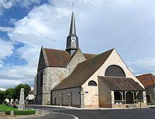 bannost église GR11