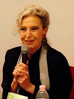 Barbara Alberti - Image: Barbara Alberti