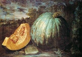 Bartolomeo Bimbi - Image: Bartolomeo Bimbi The Pumpkin WGA02200