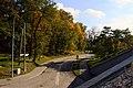 Bartoszyce. Wylot z wiaduktu na ulicę Leśną. - panoramio.jpg