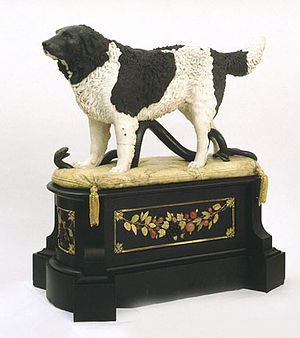 Matthew Cotes Wyatt - Bashaw, The Faithful Friend of Man Trampling under Foot his most Insidious Enemy by Matthew Cotes Wyatt, Victoria and Albert Museum, 1833