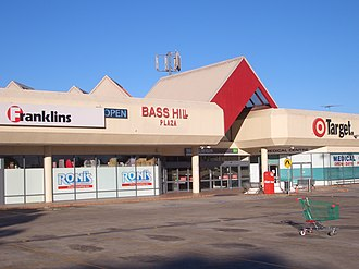 Bass Hill, New South Wales - Bass Hill Plaza