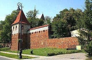 Олькуш,  Малопольское воеводство, Польша