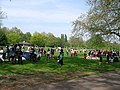 Battersea Park on a hot Bank Holiday - geograph.org.uk - 805476.jpg