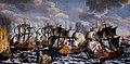 Battle in køge bay-claus moinichen 1686.jpg