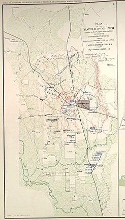 Siege of Corinth Wikipedia