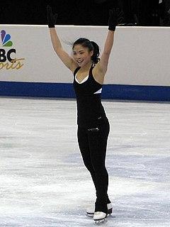 Beatrisa Liang American figure skater
