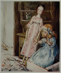 Beatrix Potter, Two Bad Mice, What a sight