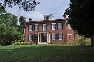 Chippokes Plantation State Park - House at Chippokes Plantation