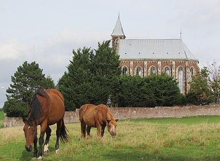 Chapelle du Sacré-Cœur-de-Jésus-Pénitent de Beautroux