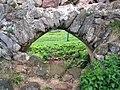 Belarus-Kreva Castle-Arch.jpg