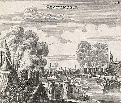 Beleg van Groningen - Siege of Groningen (1594)