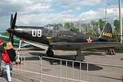 Bell P-63 Kingcobra on display in Victory Park, Moscow. Photo taken in June 2004.jpg