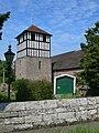 Bell tower, Holmer Church - geograph.org.uk - 834340.jpg