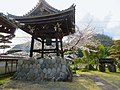 Bell tower of Kakusen-ji (Sakahogi).jpg