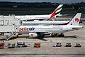 Belle Air Airbus A320-233; F-ORAE@MXP;09.07.2011 604aa (5938103915).jpg