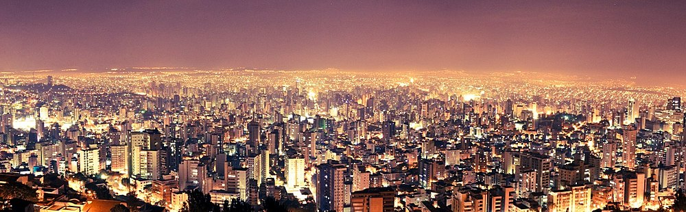 Belo Horizonte – Wikipédia, a enciclopédia livre