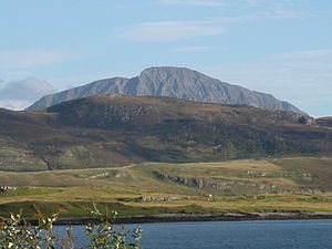 Lists of mountains and hills in the British Isles - Ben Hope, the most northerly Munro