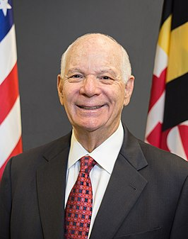 Ben Cardin official Senate portrait.jpg