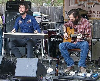 Band of Horses - Bridwell and Brooke at SXSW 2006