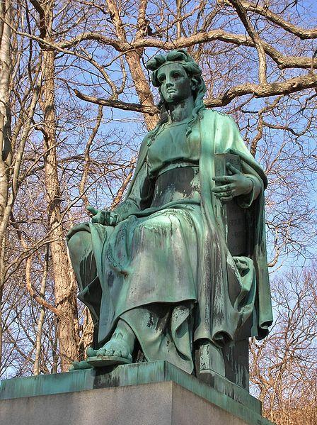 File:Benedict Monument by Ferdinand von Miller, Riverside Cemetery, Waterbury, CT - January 2016.JPG